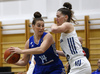 Annika Holopainen of Finland during Fiba Women EuroBasket qualifiers match between Slovenia and Finland. Fiba Women EuroBasket qualifiers match between Slovenia and Finland was played on Wednesday, 15th of November 2017 in Celje, Slovenia.