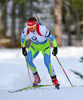 Andreja Mali of Slovenia during women sprint race of IBU Biathlon World Cup in Canmore, Alberta, Canada. Men sprint race of IBU Biathlon World cup was held in Canmore, Alberta, Canada, on Friday, 5th of February 2016.