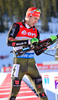 PEIFFER Arnd, GER during mixed relay race of IBU Biathlon World Cup in Canmore, Alberta, Canada. Mixed relay race of IBU Biathlon World cup was held in Canmore, Alberta, Canada, on Sunday, 7th of February 2016.