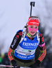 KUMMER Luise of Germany during women relay race of IBU Biathlon World Cup in Presque Isle, Maine, USA. Women relay race of IBU Biathlon World cup was held in Presque Isle, Maine, USA, on Saturday, 13th of February 2016.