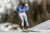 Mari Laukkanen of Finland during individual women of the IBU Biathlon World Championships at the Biathlonarena in Hochfilzen, Austria on 2017/02/15.