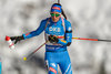 Alexia Runggaldier of Italy during individual women of the IBU Biathlon World Championships at the Biathlonarena in Hochfilzen, Austria on 2017/02/15.
