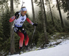 Tarjei Boe of Norway competes during the men individual race of IBU Biathlon World Cup in Pokljuka, Slovenia. Men 20km individual race of IBU Biathlon World cup 2018-2019 was held in Pokljuka, Slovenia, on Thursday, 6th of December 2018.