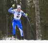 Jaakko Ranta of Finland competes during the men individual race of IBU Biathlon World Cup in Pokljuka, Slovenia. Men 20km individual race of IBU Biathlon World cup 2018-2019 was held in Pokljuka, Slovenia, on Thursday, 6th of December 2018.