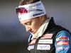 Jenny Fellman of Finland during zeroing before start of the women individual race of IBU Biathlon World Cup in Pokljuka, Slovenia. Women 15km individual race of IBU Biathlon World cup 2018-2019 was held in Pokljuka, Slovenia, on Thursday, 6th of December 2018.