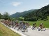 Maingroup during the Tour of Austria, 1st Stage, from Morbisch to Scheibbs, Scheibbs, Austria on 2015/07/05.