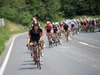 Michael Gogl of Austria during the Tour of Austria, 2nd Stage, from Litschau to Grieskirchens, Litschau, Austria on 2015/07/06.