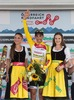 Overall winner Victor Gonzalez de la Parte of Spain during the Tour of Austria, 8th Stage, from Innsbruck to Bregenz, Austria on 2015/07/12.