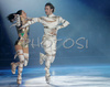 Sara Abitbol and Stephane Bernadis skating in Champions on Ice performance. Champions on Ice skating performance was held in Tivoli arena in Ljubljana, Slovenia on 6th of February 2008.
