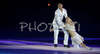 Elena Grushina and Ruslan Goncharov skating in Champions on Ice performance. Champions on Ice skating performance was held in Tivoli arena in Ljubljana, Slovenia on 6th of February 2008.