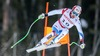 Patrick Kueng of Switzerland in action during the mens Downhill of FIS Ski World Championships 2015 at the Birds of Prey Course in Beaver Creek, United States on 2015/02/07.