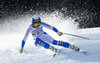Kajsa Kling of Sweden competes during the ladies Downhill of Garmisch FIS Ski Alpine World Cup at the Kandahar course in Garmisch Partenkirchen, Germany on 2016/02/06.