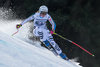 3rd placed Viktoria Rebensburg of Germany competes during the ladies Downhill of Garmisch FIS Ski Alpine World Cup at the Kandahar course in Garmisch Partenkirchen, Germany on 2016/02/06.