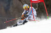 Felix Neureuther of Germany skiing in the first run of the men giant slalom race of Audi FIS Alpine skiing World cup in Hinterstoder, Austria. Men giant slalom race of Audi FIS Alpine skiing World cup, was held on Hinterstoder, Austria, on Friday, 26th of February 2016.