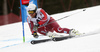 Kjetil Jansrud of Norway skiing in the first run of the men giant slalom race of Audi FIS Alpine skiing World cup in Hinterstoder, Austria. Men giant slalom race of Audi FIS Alpine skiing World cup, was held on Hinterstoder, Austria, on Friday, 26th of February 2016.