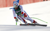 Fifth placed Carlo Janka of Switzerland skiing in the men super-g race of Audi FIS Alpine skiing World cup in Hinterstoder, Austria. Men super-g race of Audi FIS Alpine skiing World cup, was held on Hinterstoder, Austria, on Saturday, 27th of February 2016.