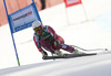 Kjetil Jansrud of Norway skiing in the men super-g race of Audi FIS Alpine skiing World cup in Hinterstoder, Austria. Men super-g race of Audi FIS Alpine skiing World cup, was held on Hinterstoder, Austria, on Saturday, 27th of February 2016.