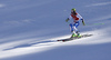 Justin Murisier of Switzerland  skiing in the second run of the men giant slalom race of Audi FIS Alpine skiing World cup in Kranjska Gora, Slovenia. Men giant slalom race of Audi FIS Alpine skiing World cup, was held in Kranjska Gora, Slovenia, on Friday, 4th of March 2016.