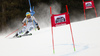Felix Neureuther of Germany skiing in the first run of the men giant slalom race of the Audi FIS Alpine skiing World cup in Alta Badia, Italy. Men giant slalom race of the Audi FIS Alpine skiing World cup, was held on Gran Risa course in Alta Badia, Italy, on Sunday, 18th of December 2016.