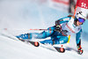 Nina Loeseth (NOR) // Nina Loeseth of Norway in action during her 1st run of women Giant Slalom of FIS ski alpine world cup at the St. Moritz, Switzerland on 2017/02/16.
