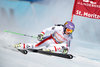 Anna Veith of Austria in action during her 1st run of women Giant Slalom of the FIS Ski World Championships 2017. St. Moritz, Switzerland on 2017/02/16.