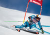 Henrik Kristoffersen of Norway in action during his 1st run of men Giant Slalom of the FIS Ski World Championships 2017. St. Moritz, Switzerland on 2017/02/17.
