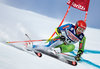 Zan Kranjec of Slovenia in action during his 1st run of men Giant Slalom of the FIS Ski World Championships 2017. St. Moritz, Switzerland on 2017/02/17.