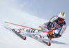 Stefan Luitz of Germany in action during his 1st run of men Giant Slalom of the FIS Ski World Championships 2017. St. Moritz, Switzerland on 2017/02/17.