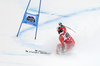 Kjetil Jansrud of Norway skiing in the men super-g race of the Audi FIS Alpine skiing World cup in Val Gardena, Italy. Men super-g race of the Audi FIS Alpine skiing World cup, was held on Saslong course in Val Gardena Groeden, Italy, on Friday, 15th of December 2017.