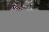 Jonathan Nordbotten of Norway skiing in the first run of the men Snow Queen Trophy slalom race of the Audi FIS Alpine skiing World cup in Zagreb, Croatia. Men slalom race of the Audi FIS Alpine skiing World cup, was held on Sljeme above Zagreb, Croatia, on Thursday, 4th of January 2018.