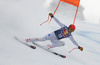 Christof Innerhofer of Italy skiing during men downhill race of the Audi FIS Alpine skiing World cup Kitzbuehel, Austria. Men downhill Hahnenkamm race of the Audi FIS Alpine skiing World cup season 2018-2019 was held Kitzbuehel, Austria, on Friday, 25th of January 2019.