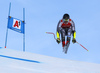 Adrian Smiseth Sejersted of Norway skiing during super-g race of the Audi FIS Alpine skiing World cup Kitzbuehel, Austria. Men super-g Hahnenkamm race of the Audi FIS Alpine skiing World cup season 2018-2019 was held Kitzbuehel, Austria, on Sunday, 27th of January 2019.