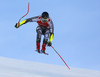 Adrian Smiseth Sejersted of NorwayAdrian Smiseth Sejersted of Norway skiing during super-g race of the Audi FIS Alpine skiing World cup Kitzbuehel, Austria. Men super-g Hahnenkamm race of the Audi FIS Alpine skiing World cup season 2018-2019 was held Kitzbuehel, Austria, on Sunday, 27th of January 2019.