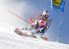 Stefan Luitz of Germany skiing during the first run of the men giant slalom race of the Audi FIS Alpine skiing World cup in Soelden, Austria. First race of men Audi FIS Alpine skiing World cup season 2019-2020, men giant slalom, was held on Rettenbach glacier above Soelden, Austria, on Sunday, 27th of October 2019.