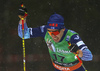 Ristomatti Hakola of Finland skiing during qualifications in men sprint race of FIS Cross country skiing World Cup in Planica, Slovenia. Qualifications for men sprint finals of FIS Cross country skiing World Cup in Planica, Slovenia were held on Saturday, 21st of December 2019 in Planica, Slovenia.