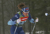 Anni Alakoski of Finland skiing in qualifications of women team sprint race of FIS Cross country skiing World Cup in Planica, Slovenia. Qualifications of women team sprint finals of FIS Cross country skiing World Cup in Planica, Slovenia were held on Sunday, 22nd of December 2019 in Planica, Slovenia.