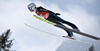 Simon Ammann of Switzerland during ski flying team competition of the FIS ski jumping World cup in Planica, Slovenia. Ski flying team competition of FIS Ski jumping World cup in Planica, Slovenia, was held on Saturday, 25th of March 2017.