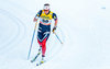 Kari Oeyre Slind of Norway during the Ladies FIS Cross Country World Cup of the Nordic Opening at the Nordic Arena in Ruka, Finland on 2016/11/27.