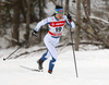 Krista Parmakoski of Finland skiing in qualification for women classic sprint race of Viessmann FIS Cross country skiing World cup in Planica, Slovenia. Women sprint classic race of Viessmann FIS Cross country skiing World cup was held on Saturday, 20th of January 2018 in Planica, Slovenia.