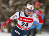 Anna Svendsen of Norway skiing in qualification for women classic sprint race of Viessmann FIS Cross country skiing World cup in Planica, Slovenia. Women sprint classic race of Viessmann FIS Cross country skiing World cup was held on Saturday, 20th of January 2018 in Planica, Slovenia.