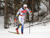 Jonna Sundling of Sweden skiing in qualification for women classic sprint race of Viessmann FIS Cross country skiing World cup in Planica, Slovenia. Women sprint classic race of Viessmann FIS Cross country skiing World cup was held on Saturday, 20th of January 2018 in Planica, Slovenia.