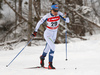 Kerttu Niskanen of Finland skiing in qualification for women classic sprint race of Viessmann FIS Cross country skiing World cup in Planica, Slovenia. Women sprint classic race of Viessmann FIS Cross country skiing World cup was held on Saturday, 20th of January 2018 in Planica, Slovenia.