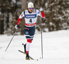 skiing in qualification for men classic sprint race of Viessmann FIS Cross country skiing World cup in Planica, Slovenia. Men sprint classic race of Viessmann FIS Cross country skiing World cup was held on Saturday, 20th of January 2018 in Planica, Slovenia.