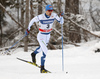 Ristomatti Hakola of Finland skiing in qualification for men classic sprint race of Viessmann FIS Cross country skiing World cup in Planica, Slovenia. Men sprint classic race of Viessmann FIS Cross country skiing World cup was held on Saturday, 20th of January 2018 in Planica, Slovenia.