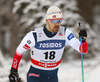 Sondre Turvoll Fossli of Norway skiing in qualification for men classic sprint race of Viessmann FIS Cross country skiing World cup in Planica, Slovenia. Men sprint classic race of Viessmann FIS Cross country skiing World cup was held on Saturday, 20th of January 2018 in Planica, Slovenia.