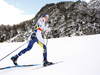 Viktor Thorn of Sweden skiing in men 15km classic race of Viessmann FIS Cross country skiing World cup in Planica, Slovenia. Men 15km classic race of Viessmann FIS Cross country skiing World cup was held on Sunday, 21st of January 2018 in Planica, Slovenia.